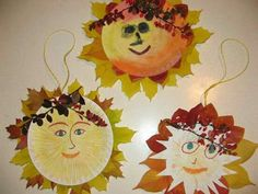 S Holiday Crafts For Kids, Autumn Crafts, Autumn Art, Art Plastic, Girl Scout Badges, Dry Leaf, Paper Flowers Diy, Holidays With Kids, Land Art