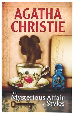 """Read """"The Mysterious Affair at Styles"""" by Agatha Christie available from Rakuten Kobo. In her first published mystery, Agatha Christie introduces readers to the heroic detective, Hercule Poirot. Hercule Poirot, Agatha Christie's Poirot, I Love Books, My Books, Reading Books, Free Books, Free Romance Novels, Little Bit, Book Cover Art"""