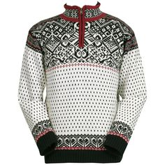 The Björn Norwegian Lined Sweater is very warm, as it is lined with Wind Cutter fabric and knitted from 3 ply Worsted Wool. The dazzling Nordic look in sharply contrasting colors will give any man equally sharp looks in the outdoors. Norwegian Clothing, Norwegian Fashion, Norwegian Style, Mens Outdoor Fashion, Mens Outdoor Clothing, Outdoor Apparel, Nordic Sweater, Men Sweater, Sweater Jacket
