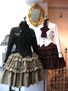 Am i the only one who would LOVE to have a school uniform like this?