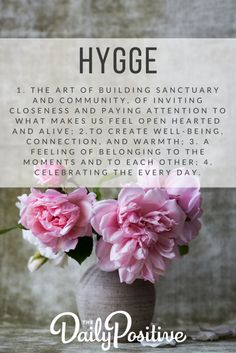 How To Experience Hygge All Year Round! - The Daily Positive