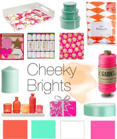 Cheeky Brights: #Christmas décor inspiration board