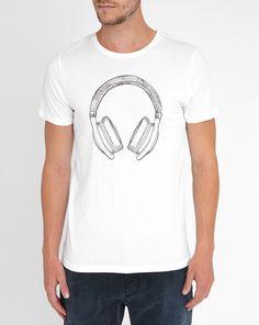 Jack & Jones 12098560 - T-shirt - Imprimé - Manches courtes - Homme: