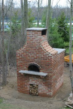 Homemade Pizza Oven!