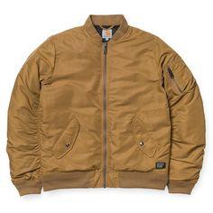 Carhartt WIP Ashton Bomber Jacket http://shop.carhartt-wip.com:80/us/men/jackets/I016787/ashton-bomber-jacket