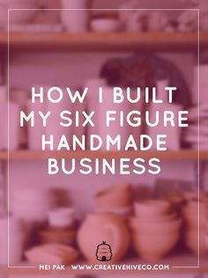 Are you finding it hard to make sales in your handmade business? What's the…
