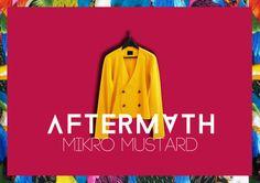 AFTERMATH : MIKRO MUSTARD #FASHION #STREETWEAR #AFTERMATHBKK  #AFTERMATH #STYLE #MENSFASHION #MENSTYLE #BANGKOKSTYLE