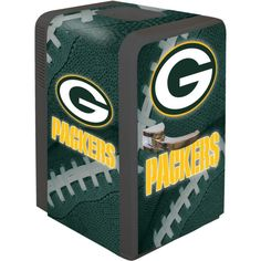 Boelter Green Bay 15q Portable Party Refrigerator, Team