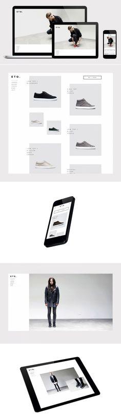 ETQ. - webpage | Design: UI/UX. Apps. Websites |