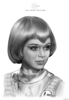 Ufo Tv Series, Sci Fi Series, Joe 90, Thunderbirds Are Go, Sci Fi Tv Shows, Theme Tunes, Science Fiction Series, Barbarella, Space Girl