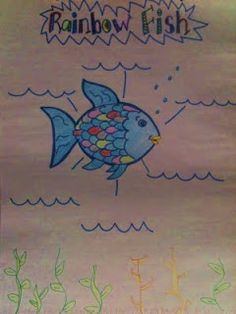 Life Lessons with Rainbow Fish, good for character traits too