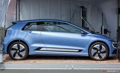 Volkswagen 'Gen.E' Previews Design of 2020 Golf