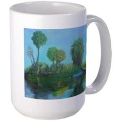 Just Another Day in Old Florida Mug