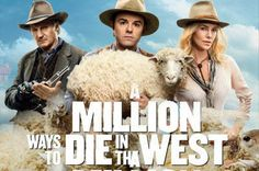 Watch A Million Ways to Die in the West Online Free
