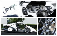 2014 Campagna T-Rex 16S Review | Auto123.com - The 2014 Campagna T-Rex 16S is spectacular and less than a handful of cars can actually match it performance and driving dynamics-wise. #campagna #trex #motorcycle #car #review #trike
