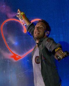 LOVE Chris Martin