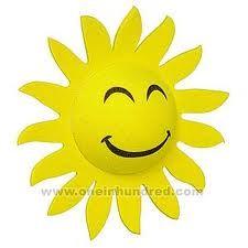 Mr. Happy Golden Sun