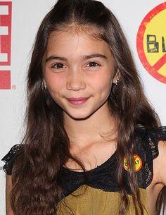"Wooah...Rowan Blanchard will play Riley Matthews, Daughter of Cory and Topanga, on ""Girl Meets World"""