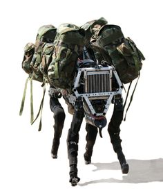 Military Robot, Military Gear, Boston Dynamics, Real Robots, Humanoid Robot, Dog Store, Robot Design, Mechanical Design, Big Dogs