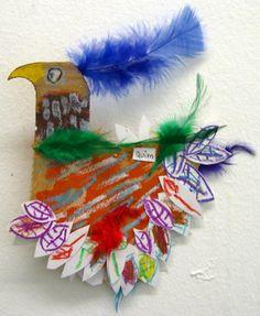 Ocells by Fem Manuals!, via Flickr