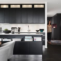 Ballingslöv - uses TRIMIT Furniture; an industry specific ERP solution based on Dynamics NAV with many years of experience from the kitchen industry built in. with TRIMIT functionality for Furniture, Kitchen Inspirations, Wooden Kitchen, Interior, Kitchen Cabinets, Kitchen Decor, Home Kitchens, Rustic Kitchen, Traditional Kitchen Island