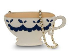 Fancy a cup of tea? Moschino Cheap and Chic Spring/Summer 2013!