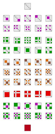 File:Set partitions 5; matrices.svg