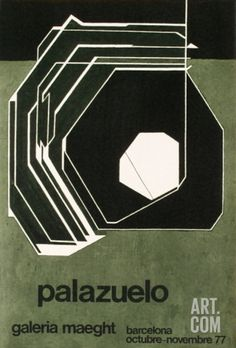 Expo 77 - Galeria Maeght Collectable Print by Pablo Palazuelo at Art.com