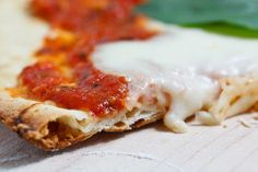 Thin Crust Pizza Dough  must rise for 24 hours so plan ahead!