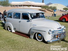 '49 Chevy Suburban