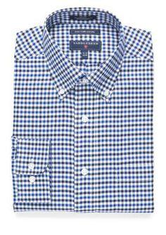 Saddlebred  Easy Care Oxford Dress Shirt