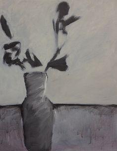 FLORALIS Acryl auf Leinwand 40 x 50 cm