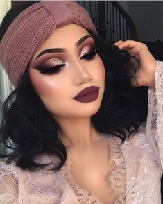 "275.7k Likes, 1,432 Comments - Huda Kattan (@hudabeauty) on Instagram: ""Gorgeous look by @makeupbyalinna Do you guys want a tutorial?"""