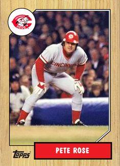 Selling Baseball Cards, Cincinnati Reds Baseball, Pete Rose, Hustle, Mlb, Classic, Board, Sports, Baseball Promposals