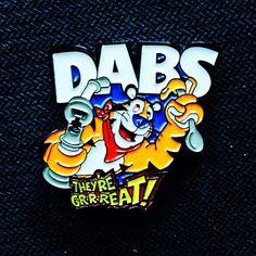 Headiest Dab Pins: Dabs They're Grrreat! | Weedist