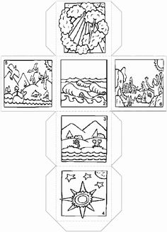 creation coloring pages kjv - photo#36