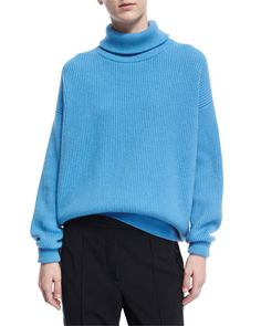 B3YPQ Brunello Cucinelli Ribbed Cashmere Turtleneck Sweater