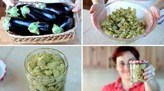 Melanzane Sott'Olio Ricetta Facile di Benedetta - Pickled Eggplant in Oi...