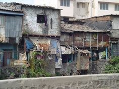 Realities of India - Slums in Mumbai