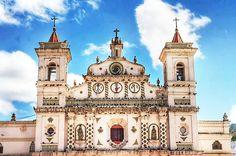 La Iglesia Los Dolores in Tegucigalpa