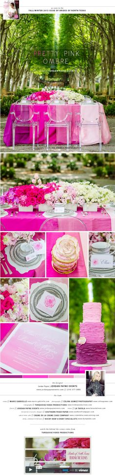 Southern Fried Paper - Wedding - Brides of North Texas, Jordan Payne Events