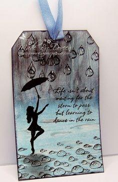 Designs by Ryn stamps - Doreens Dream: It's Raining ?