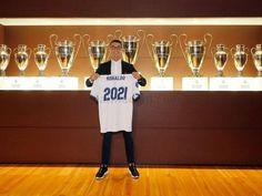 """Cristiano comprometido """"de por vida"""" con el Real Madrid"""