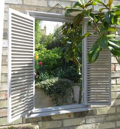 How to use garden mirrors- leave us you email and we'll send you our ebook, Thanks