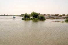 6th cataract of Nile, Sudan, near Khartoum http://www.panoramio.com/photo/88393888