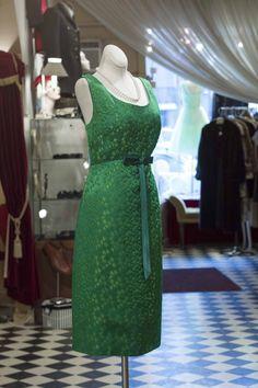 Cabaret Vintage - Bright Green Vintage Dress, $165.00 #vintagedress #vintage #dressvintage #shopping #vintagestore #vintagefashion #ilovevintage #vintagelove #vintagegirl #vintageshopping #vintageclothing #vintagefinds #vintagelover #vintagelook #vcto #dressoftheday #ootd #instastyle #torontovintage #toronto #queenwest #cabaretvintage (http://www.cabaretvintage.com/dresses/bright-green-vintage-dress/)