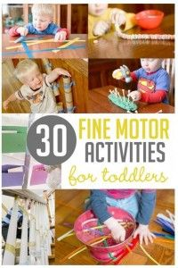 Fine Motor Activities of the Week - pinned by @PediaStaff – Please Visit  ht.ly/63sNt for all our pediatric therapy pins