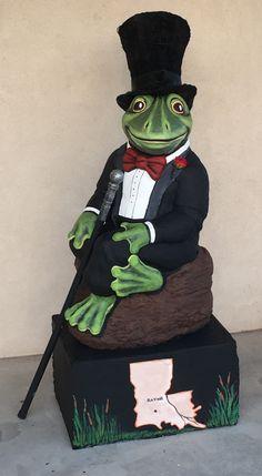 Frog redo!