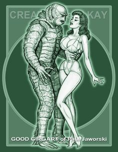 Art Appreciation - Pin-Up Style - Page 826 - Sideshow Freaks