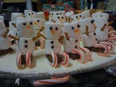 Food Christmas Craft